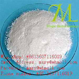 White Effective Testosterone Acetate Steroid Half Life for Muscle Building pictures & photos