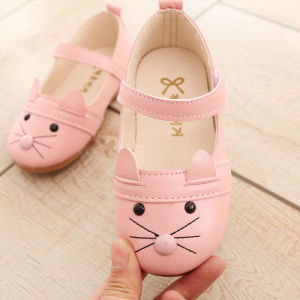 Cartoon Character Hello Kitty Sweet Princess Girls Casual School Shoes Wholesale pictures & photos