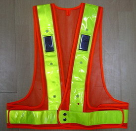 3m Reflective Safety LED Vests En13356 Approved pictures & photos