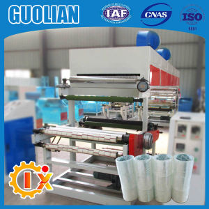 Gl-1000b Eco Friendly Single Sided Adhesive Tape Machine pictures & photos
