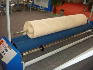 Automatic Horizontal Fabric Rolling Machine pictures & photos