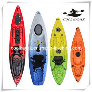 High Quality Single PE Fishing Kayak