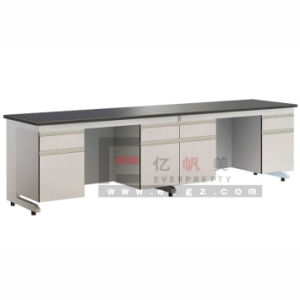 High Quality Lab Furniture Side Lab Table pictures & photos