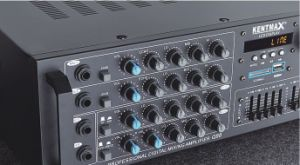High Quality Real 100W Professional Power Amplifier with USB pictures & photos