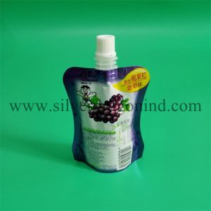 Petl/Pet/PE Endurance Doypack for Drinks, Soda, Fruit Juice pictures & photos