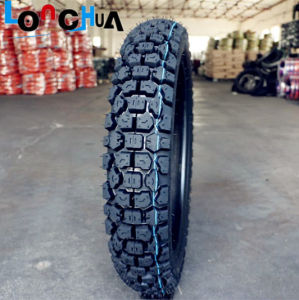 China Factory Cross Country Motorcycle Tire with Heavy Duty (110/90-16) pictures & photos