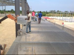 High Strength and Durable Prefab Steel Structure Platform pictures & photos