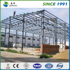 Prefab Metal Light Steel House Construction pictures & photos