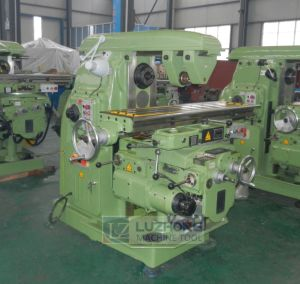 Heavy Duty Universal Milling Machine X6140 China Horizontal Milling Machine pictures & photos