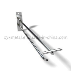 Scanning Holder for Supermarket Shelf Metal Slatwall Pegboard Hooks pictures & photos