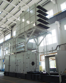 Gas Turbine Ancillaries and Noise Protection Products