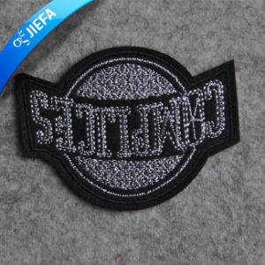 Cool Style Custom Design Patch Embroidery for Uniform pictures & photos
