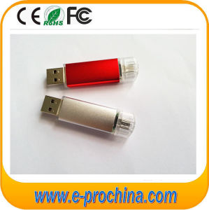 Wholesale Mobile Phone OTG USB Flash Drive pictures & photos
