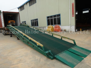 CE-Mobile Yard Ramp pictures & photos