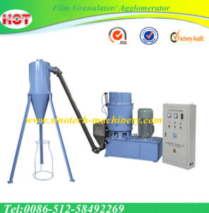 Plastic Film Granulator PE Film Agglomerator pictures & photos