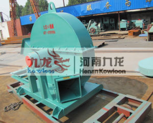 Wood Chipping Machine (600)