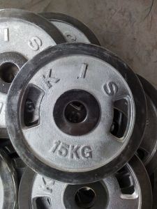 Electroplate Plate Gym Plate Gym Equipment Fitness Equipment pictures & photos