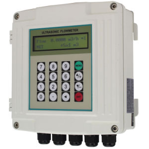 Wall-Mount Ultrasonic Heat Meter
