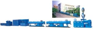 Conical Twin-Screw Pipe Extrusion Machine pictures & photos