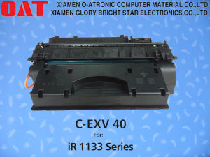 Compatible Toner Cartridge C-Exv 40 for Canon IR1133 pictures & photos