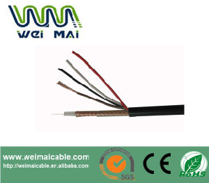 Cheaper Rg59 Siamese Coaxial Cable (WMO2) pictures & photos