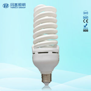 Energy Saving Lamp 65W 70W 75W 80W 85W Full Spiral Tri-Color E27/B22 220-240V pictures & photos
