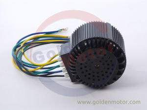 CE Approved High Power 10 Kw Electric Motorcycle Motor/10kw BLDC Motorbike Motor Max Speed: 85km/H (HPM5000A) pictures & photos