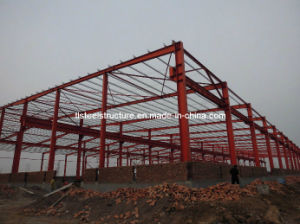 Steel Structure Frame Warehouse&Workshop Project for Sale pictures & photos