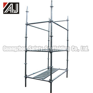 Ringlock Scaffolding for High Building pictures & photos