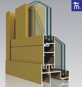 Quality Aluminium Extrusions for Sliding Doors pictures & photos