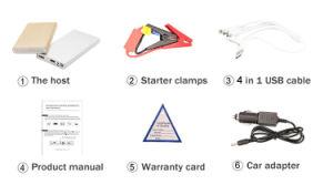 Smallest Portable Car Jump Starter High Quality Portable Car Power Bank pictures & photos