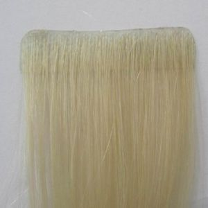 100% Indian Remy Pre-Taped PU Skin Weft Human Hair Extension pictures & photos