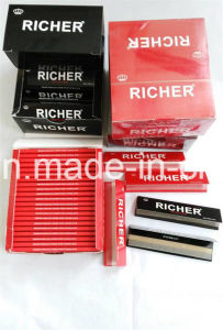 Your Wartermark 14GSM Smoking Rolling Paper pictures & photos