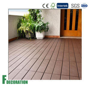 WPC Tiles for Terrace pictures & photos