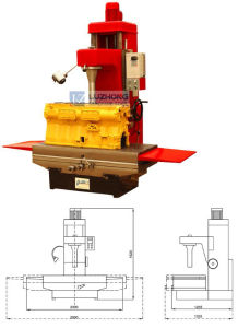 Boring Machine(T8018A T8018B T8018C) Motorcycle Cylinder Boring Machine pictures & photos