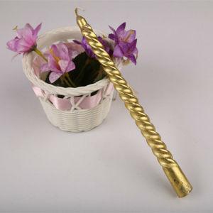 "8"" Spiral Colourful Candles for Saudi Arabia/ Velas Decorativas pictures & photos"