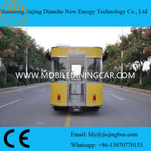 Multi-Functional Street Fast Food Car for Sale pictures & photos