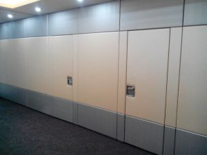 Vinyl Finished Partition Walls for Office pictures & photos