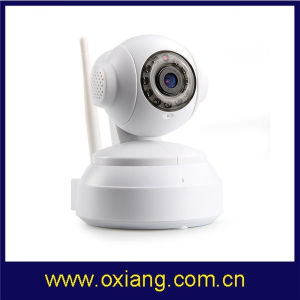 """1/3"""" CMOS 1m Pixels P2p Plug and Play IP Camera Support 32 GB Card pictures & photos"""