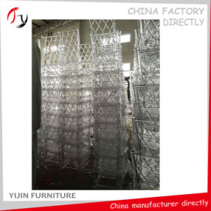 Grid Back Design Wholesale Clear Pub Chairs (RT-119) pictures & photos