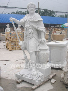 Roman Sculpture Statue (BJ-FEIXIANG-0031) pictures & photos