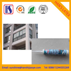 General Use Acetic Silicone Sealant SGS MSDS pictures & photos