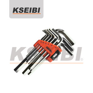 9PCS Short Length Hex Key Set Titanium Hex Wrench pictures & photos