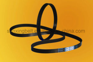 Rubber Banded Multi-Rib Belt Pl for Air Compressors pictures & photos