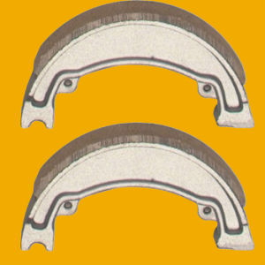 Hgg125 Motorcycle Brake Shoe, Motorbike Brake Shoe for Motorcycle pictures & photos