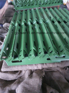Welding Overhead Power Line Fittings Flat Crossarm Bracket pictures & photos