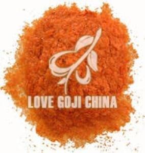 No. 1 Dehydrated Organic Delicacy Goji Powder