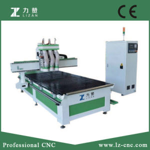 Three Processing Steps CNC Machine Tool pictures & photos