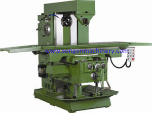 Table 2000X500mm Knee-Type Universal Horizontal Milling Machine pictures & photos