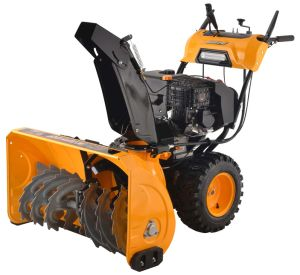420cc 15HP Electric Start 6 Forward 2 Reverse Snow Blower pictures & photos